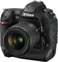 Nikon D5 35 mm Lens Front Slant