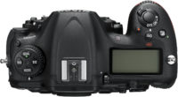 Nikon D500 Body Top