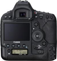 Canon 1D X Mark II Back