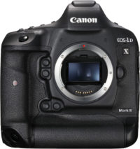 Canon 1D X Mark II Body Front