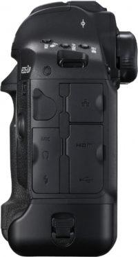 Canon 1D X Mark II Body Left Side