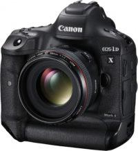 Canon 1D X Mark II 50 mm Lens Front Slant