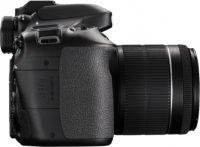 Canon 80D 18-55 mm Lens Kit Right Side
