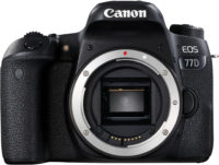 Canon 77D Body Front