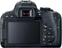 Canon Rebel T7i 800D Back