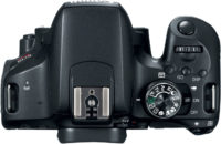 Canon Rebel T7i 800D Body Top