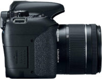 Canon Rebel T7i 800D 18-55 mm Lens Kit Right Side