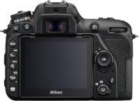 Nikon D7500 Back