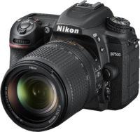 Nikon D7500 18-140 mm Lens Kit Front Slant
