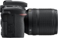 Nikon D7500 18-140 mm Lens Kit Right Side