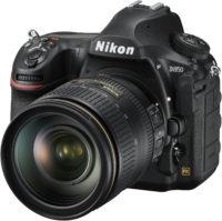 Nikon D850 24-120 mm Lens Front Slant