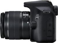 Canon Rebel T7 2000D 1500D Kit Left Side