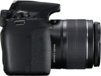 Canon Rebel T7 2000D 1500D Kit Right Side