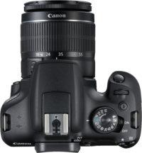 Canon Rebel T7 2000D 1500D Kit Top