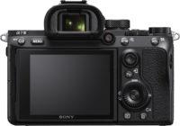 Sony a7 III Back