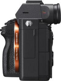 Sony a7 III Body Left Side
