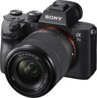 Sony a7 III 28-70 mm Lens Kit Front Slant