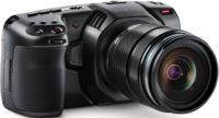 Blackmagic Pocket Cinema Camera 4K Front Slant