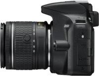 Nikon D3500 18-55 mm Lens Kit Left Side