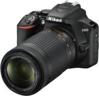 Nikon D3500 70-300 mm Lens Kit Front Slant