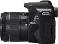 Canon Rebel SL3 250D Kit Left Side